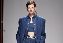 Denim mania / by Glamour Italia
