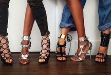 Bag and Shoe Obsession / by Jackie .