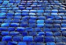 COLOR STORY: Blue