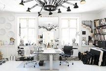 Workspace / • Architecture • Interior Design • Working Environnement •