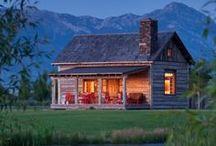 my adk lake house / by Kelly Doan
