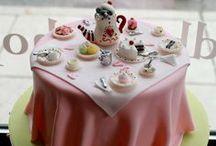 Cakes I admire !