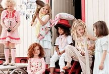 Childrens Clothing / by Martina Bartels