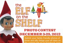 Elf on the Shelf Contest 2012 / Those crazy elves deserve to be recognized for the clever ideas! These photos were part of our Elf on a Shelf Photo Contest in December 2012.  Like us on Facebook and watch for our next Elf on the Shelf Photo Contest beginning Dec. 1, 2013.  Grand Prize $100 Gift Certificate!  www.Facebook.com/CoppinsHallmark / by Coppin's Hallmark Shop