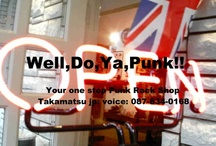 """Well,Do,Ya,Punk!! / We are PUNK ROCK shop in Japan since 1994. Punk rock type """"clothes"""" """"sound"""" integrated department store and I think that it is appropriate if you can catch it. If you are looking for something, Feel free to contact us and I'm pleased. ◉ The latest information on items Please check with our facebook https://www.facebook.com/rockbancho If you have any question please contact by email us. ▶ rockbancho@gmail.com"""
