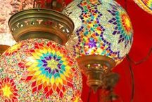 Light up my life / Interesting or beautiful lighting for your home.
