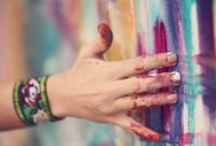 Creativity Meets Canvas / by Lacey Kincheloe