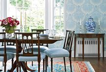 Dining Rooms  / Ideas for dining rooms / by Sarah Jayne Padwick
