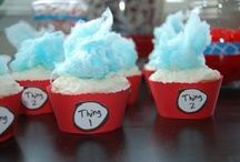 Twin Baby Shower Themes: Thing 1 & Thing 2