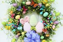 Easter / Crafts Foods Decorations / by Jacqui Cary