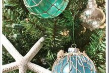 Thanksgiving and Christmas Decor