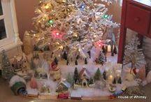Christmas/Winter Holidays / All things Christmassy, winter wonderland, seasonal foods, and general winter cheer.