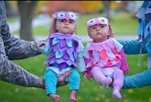 Twin Halloween Costume Ideas / Check out all the Twin Baby Halloween Costume ideas!