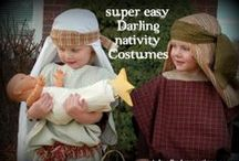 Christmas Eve Nativity Costumes