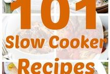 CROCK POT COOKERY / recipes to make in a crock pot.