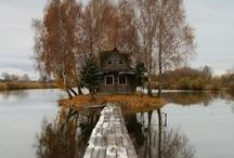 Cabin, Cottage and Treehouse