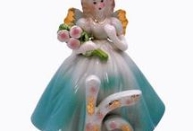 Beautiful Josef Originals / Celebrate special moments in your little girl's life with Josef Originals figurines. / by Coppin's Hallmark Shop