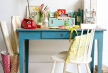 Home Office/ Entrepreneur Central / Organization/ ideas for my creative space. And home based or vendor business tips.