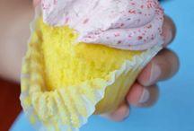 Fun Food Ideas-Dessert! / by Kathy Decker