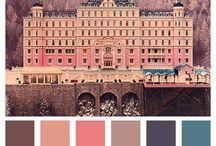 Color Palettes / • Design •