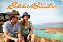 エディ・バウアー / 創立1920年設立のアメリカのファッションブランド。