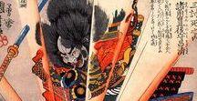 Oriental illustrations
