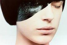 model / makeup / face / pose / aura / atmosphere ..