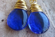 Jewelry-Sapphires (blue stones) / by Denise