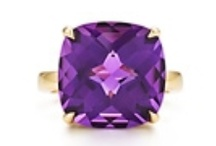 Jewelry-Amethysts (purple stones) / by Denise