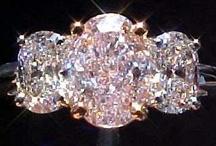 Jewelry-Diamonds (not white) / by Denise