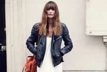 style :: leather-inspired