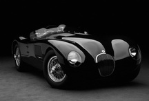 Machines ‣ II. Crazy horses 1945– / Post-war cars & super-cars & concept cars / by Ant Allan