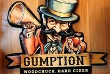 Woodchuck Gear Store / Get all your Woodchuck Hard Cider shirts, hats, and home decor here! / by Woodchuck Cider
