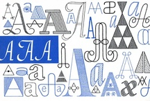 type and logos