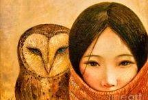 ❀ MAYRIRI + WATAPISHKU ❀ / My divine little darlings.