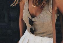 Summer Style / Que irte de vacaciones no te quite el estilo.