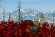 Tupungato / Compartimos un imponente paisaje del Volcán de Tupungato, mirador de estrellas, uno de los más altos de Sudamérica. www.mendozatour.com.ar