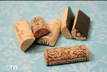Wine Cork Crafts / How to use those wonderful wine corks, and a few fun cocktails mixed in!