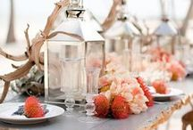 Party Decor / Party Decorating and Tablescapes.