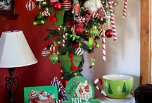 Holiday ~ Christmas/Winter / Winter decorations and recipes!