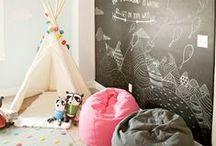 Kids Decor / Kids Decorating Ideas.