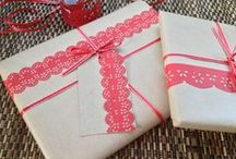 Stationary & Gifting / Stationary and Giftwrap Ideas.