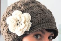 Crochet - Hat & Scarf Designs / by Victoria Anderson