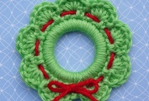 Crochet - Christmas Ideas / by Victoria Anderson