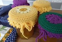 Crochet - Things (for gifts, school, fun) / by Victoria Anderson