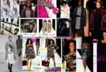 Fashion Week / Semanas de la moda nacional e internacionales. Prêt à Porter. Haute Couture. París. Londres. Nueva York. Madrid.