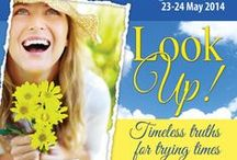 Beauty for Ashes 2014 / This women's conference was held in Johannesburg in May 2014. Our speaker was Ellie Lofaro and the guest artists were Point of Grace, one of the top 10 best-selling artists in the history of Contemporary Christian Music.