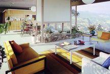 Mid Century Modern interiors / by Alanna Siviero