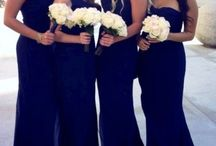 The Bridesmaids. / by Melissa Rubin