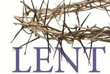 """Lent / """"Every year more and more evangelicals seem to be observing Lent. We've recognized it as a time of profound reorientation. We all are prone to wander. We are frail, sinful people who need to often reconsider our priorities, motives, and commitments. And fasting, which has both historical and biblical precedent, is a great way to foster reorientation.""""-Christianity Today."""